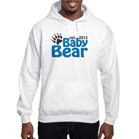 Baby Bear Claw Est 2013 Hooded Sweatshirt