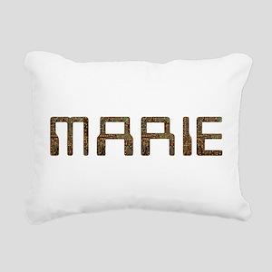Marie Circuit Rectangular Canvas Pillow