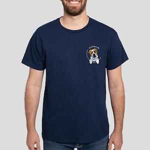 Pocket St Bernard IAAM Dark T-Shirt