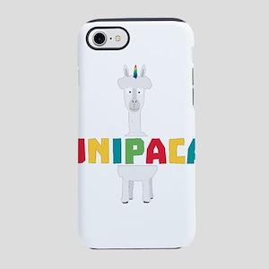 Alpaca Rainbow Unicorn U0ghq iPhone 7 Tough Case
