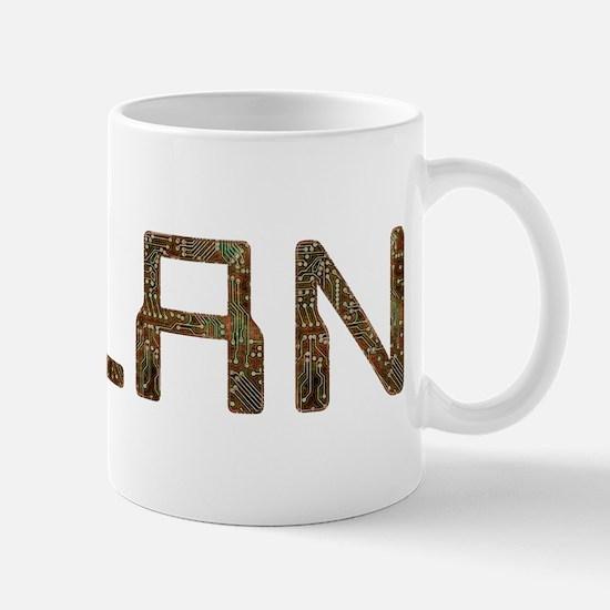 Nolan Circuit Mug