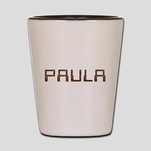 Paula Circuit Shot Glass