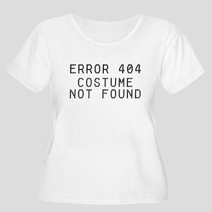 Computer Error No Costume Women's Plus Size Scoop