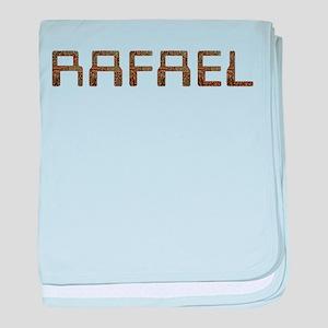 Rafael Circuit baby blanket