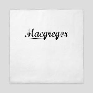 Macgregor, Vintage Queen Duvet