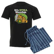 IT'S STILL MONDAY Men's Dark Pajamas