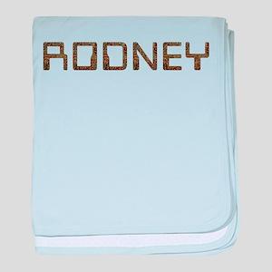 Rodney Circuit baby blanket