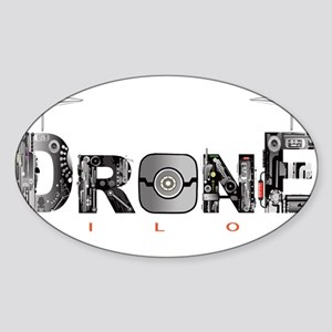 Drone large Sticker