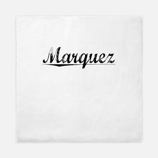 Marquez, Vintage Queen Duvet