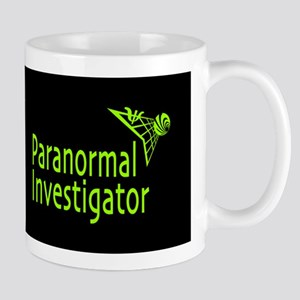 Paranormal Investigator Dark Mug