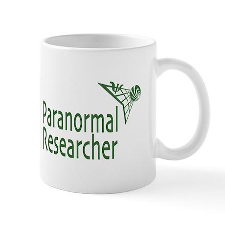 Paranormal Researcher Mug