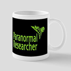 Paranormal Researcher Dark Mug