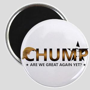 Anti President Donald Trump Chump Magnets