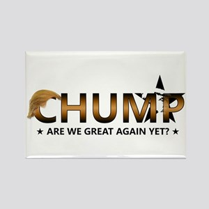 Anti President Donald Trump Chump Magnets