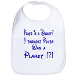 Pluto: Dwarf or Planet? Bib