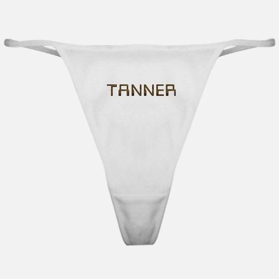 Tanner Circuit Classic Thong