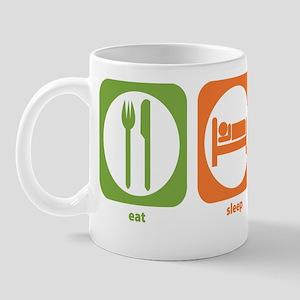 Eat Sleep Information Mug