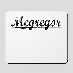 Mcgregor, Vintage Mousepad