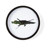Caiman Wall Clock