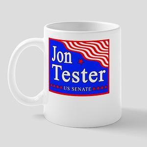 Montana Jon Tester US Senate Mug