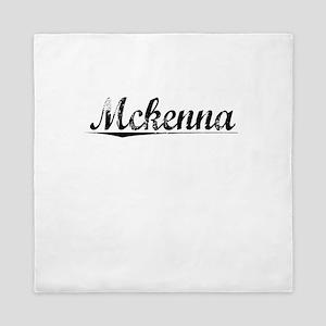 Mckenna, Vintage Queen Duvet
