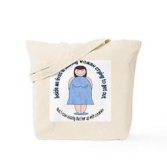 Skinny Funnys Tote Bag