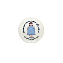 Skinny Funnys Mini Button (100 pack)