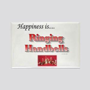 Happiness Is... Rectangle Magnet