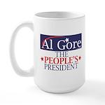 AL GORE Large Coffee Mug