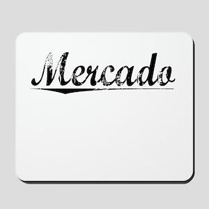 Mercado, Vintage Mousepad