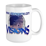 Visions Large Mug