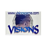 Visions Rectangle Magnet