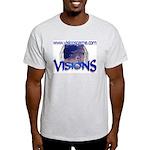 Visions Ash Grey T-Shirt