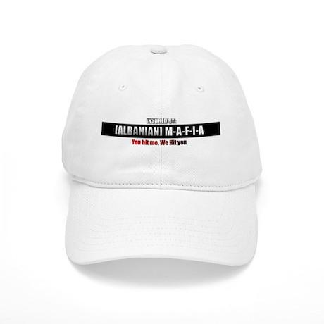 20f302455b9 Albanian Mafia Baseball Cap by todaysdaycafe