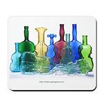 Violin Bottles Photo #1 Mousepad