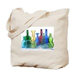 Violin Bottles Photo #1 Tote Bag
