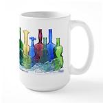 Violin Bottles Photo #1 Large Mug