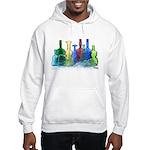 Violin Bottles Photo #1 Hooded Sweatshirt