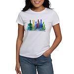 Violin Bottles Photo #1 Women's T-Shirt