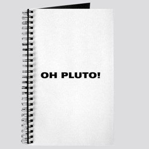 Oh Pluto! Journal