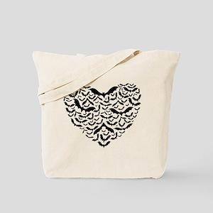 Bat Love Tote Bag