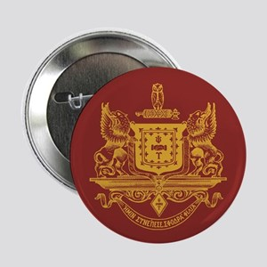 "Psi Upsilon Fraternity Cre 2.25"" Button (100 pack)"