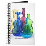 Violin Bottles Photo #3 Journal