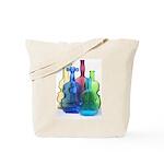 Violin Bottles Photo #3 Tote Bag