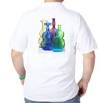 Violin Bottles Photo #3 Golf Shirt