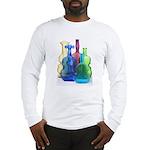 Violin Bottles Photo #3 Long Sleeve T-Shirt