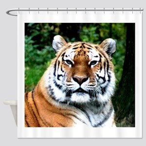 MAJESTIC TIGER Shower Curtain