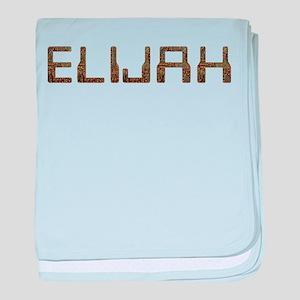 Elijah Circuit baby blanket