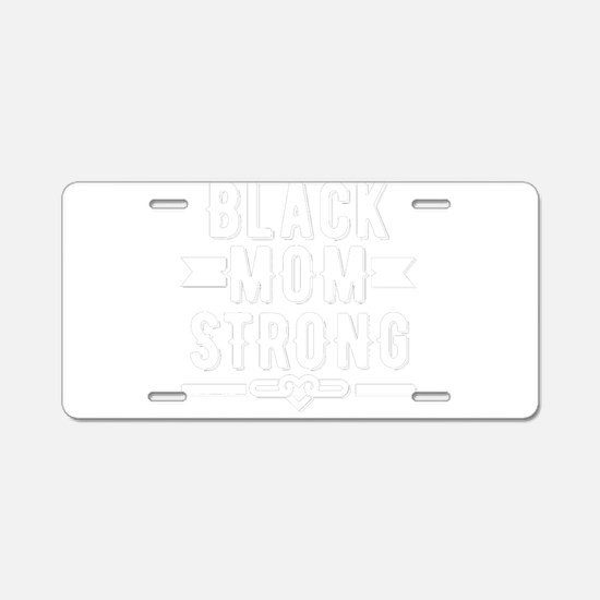 Funny First mothers day Aluminum License Plate