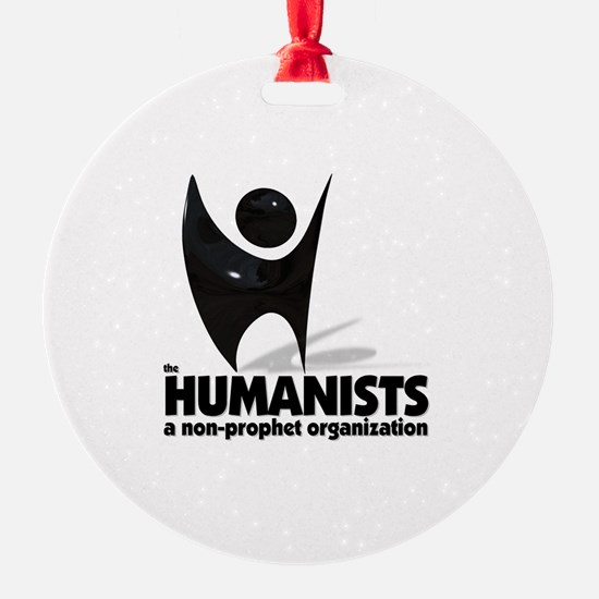Humanists Non-prophet logo Ornament